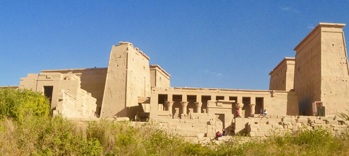 Temple of Philae - Aswan & Abu Simbel Tour from Makadi - Tours from Hurghada