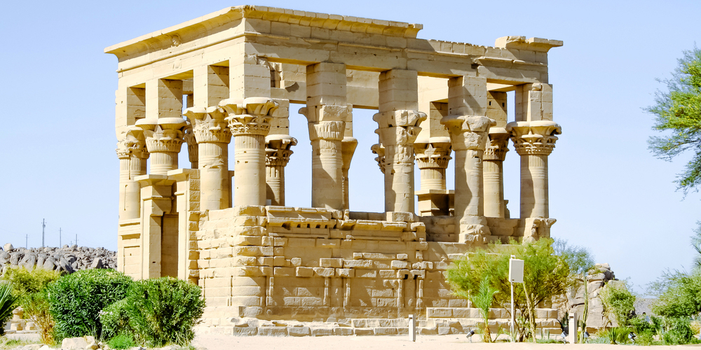 Temple of Philae - Day Tour to Aswan from Port Ghalib - Tours from Hurghada
