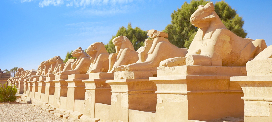Temples of Karnak - Trips to Luxor from Port Ghalib - Tours from Hurghada