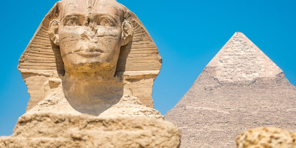 The Sphinx - 3 Days Cairo Tour from Port Ghalib - Tours from Hurghada