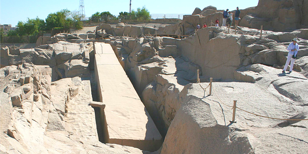 The Unfinished Obelisk - Day Tour to Aswan from Port Ghalib - Tours from Hurghada