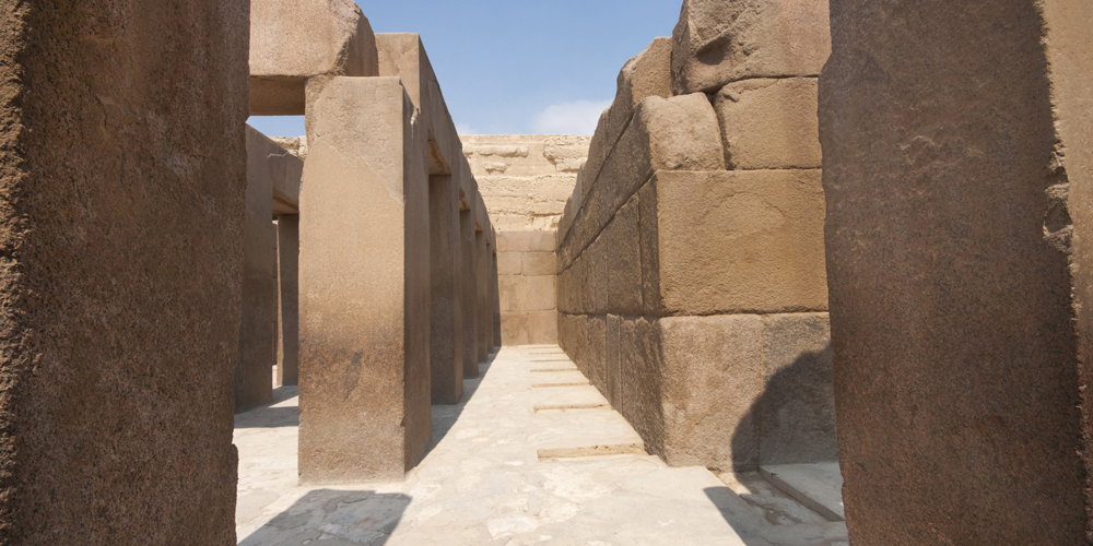 Valley Temple - Cairo Day Tour from Port Ghalib - Tours from Hurghada