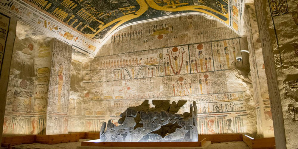 Valley of The Kings - Cairo and Luxor Tour from Port Ghalib - Tours from Hurghada