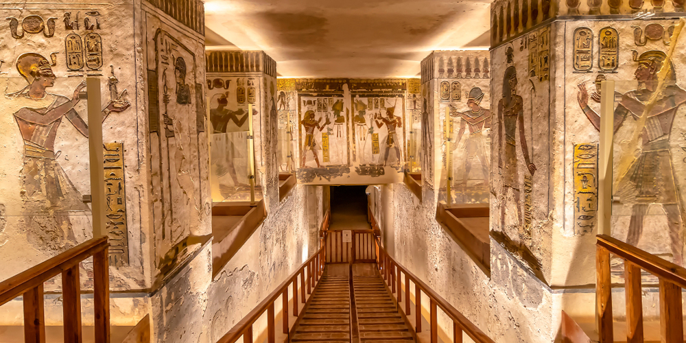 Valley of The Kings - Luxor Day Tour from Port Ghalib - Tours from Hurghada