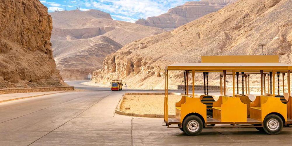 Valley of The Kings - Luxor Tour from Port Ghalib with Hot Air Balloon - Tours from Hurghada