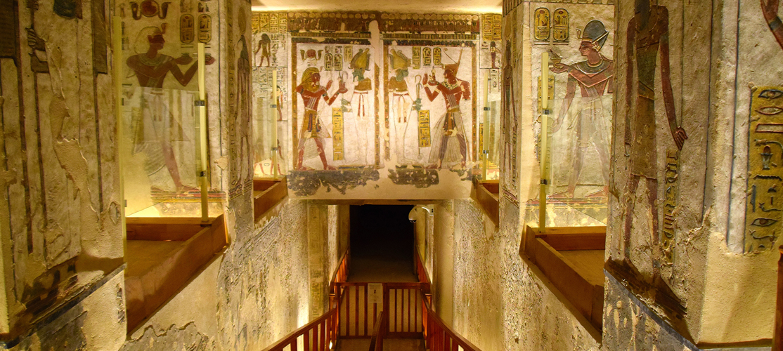 Valley of The Kings - Trips to Luxor from Port Ghalib - Tours from Hurghada
