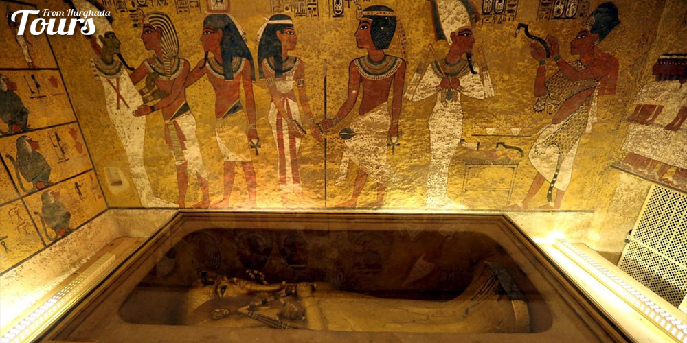 Valley of the Kings - Things to do in Luxor - Tours From Hurghada