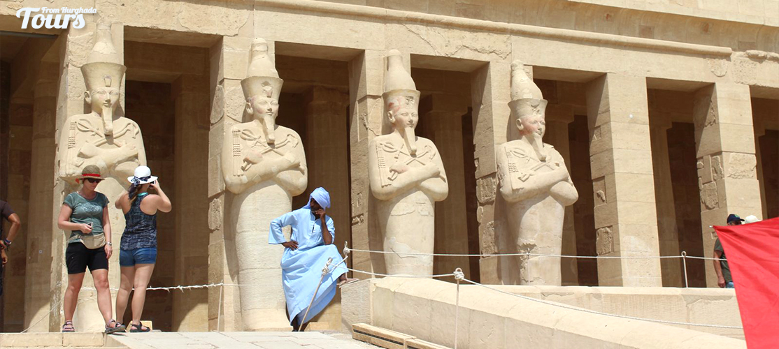 Hatshepsut Temple Luxor - Two Days Trip To Luxor From Soma Bay - Tours From Hurghada
