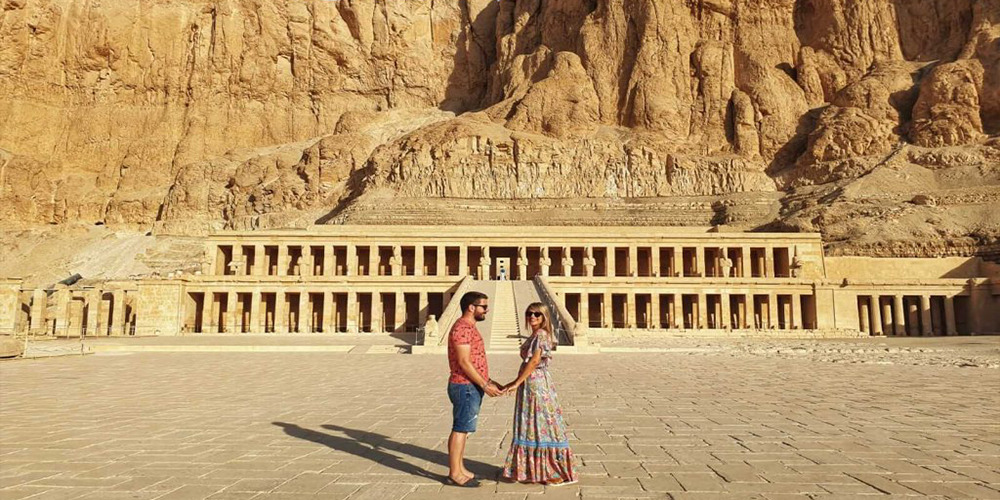 Hatshepsut Temple - Two Days Trip To Luxor From Soma Bay - Tours From Hurghada