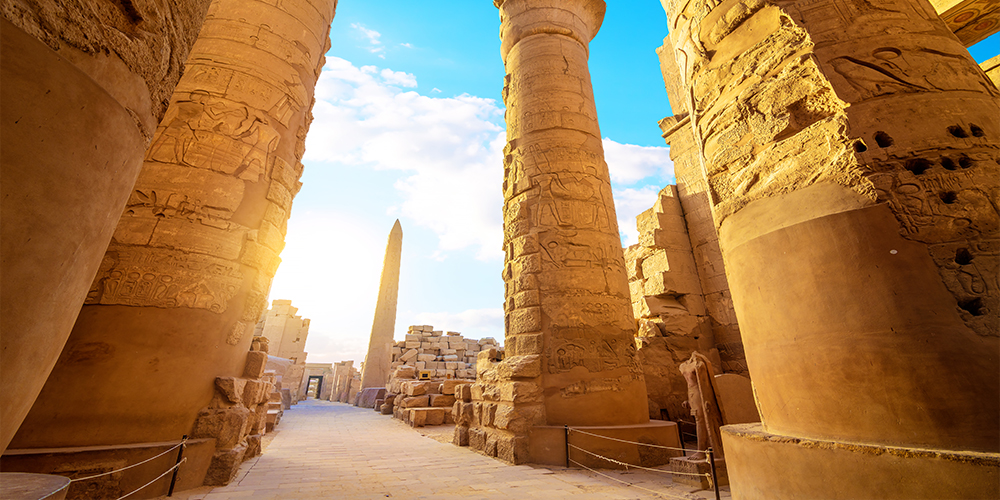 Karnak Temple - Two Days Trip To Luxor From Soma Bay - Tours From Hurghada