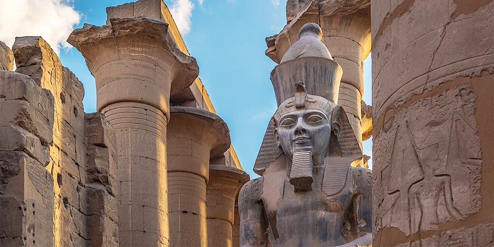 Luxor Temple - Two Days Trip To Luxor From Soma Bay - Tours From Hurghada