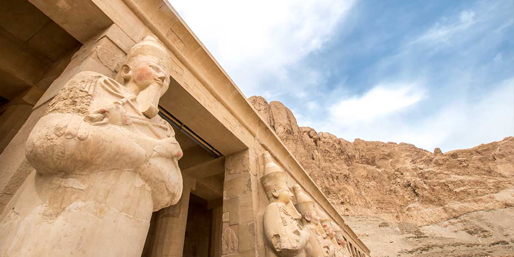 Queen Hatshepsut Temple - Two Days Trip To Luxor From Soma Bay - Tours From Hurghada