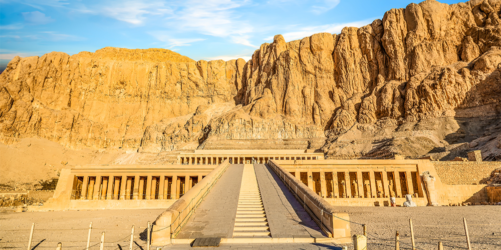 Temple of Hatshepsut - Two Days Trip To Luxor From Soma Bay - Tours From Hurghada