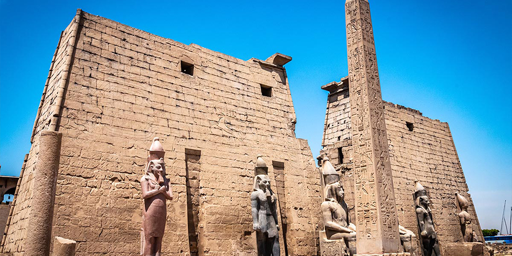 Temple of Luxor - Two Days Trip To Luxor From Soma Bay - Tours From Hurghada