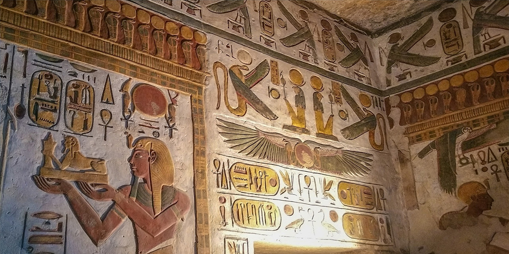 Valley of the Kings - Two Days Trip To Luxor From Soma Bay - Tours From Hurghada