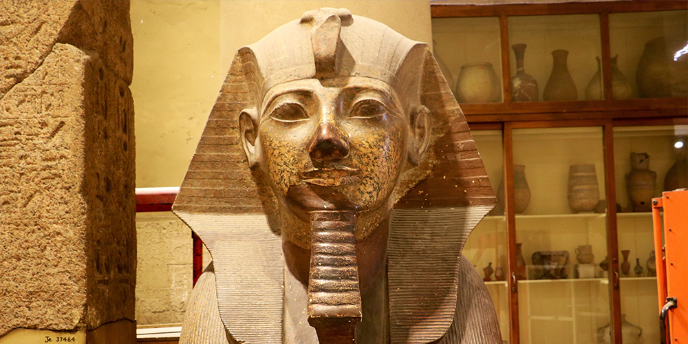 Cairo Muesuem - Cairo Day Tour from Soma Bay - Tours From Hurghada