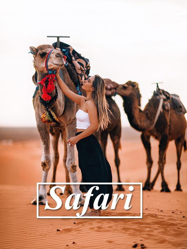 El Gouna Safari Trips - El Gouna Excursions - Tours From Hurghada