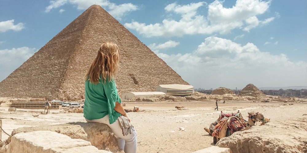 Giza Pyramids - Cairo Day Tour from Soma Bay - Tours From Hurghada