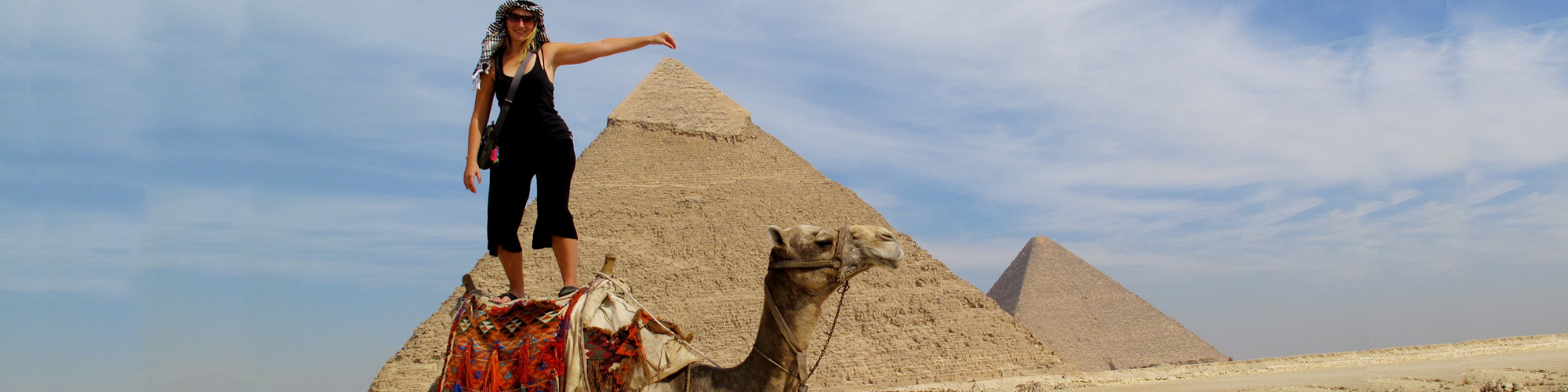 Giza Pyramids Complex - Marsa Alam Excursions - Tours From Hurghada