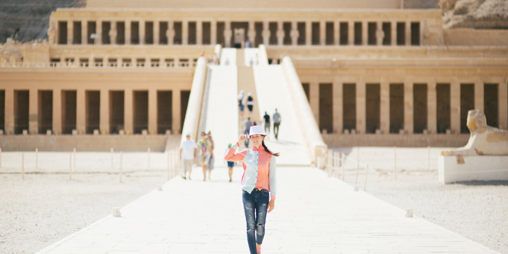 Hatshepsut Temple - Day Trip to Luxor From Soma Bay - Tours From Hurghada