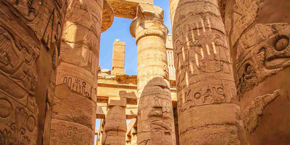Karnak Complex - Day Trip to Luxor From Soma Bay - Tours From Hurghada