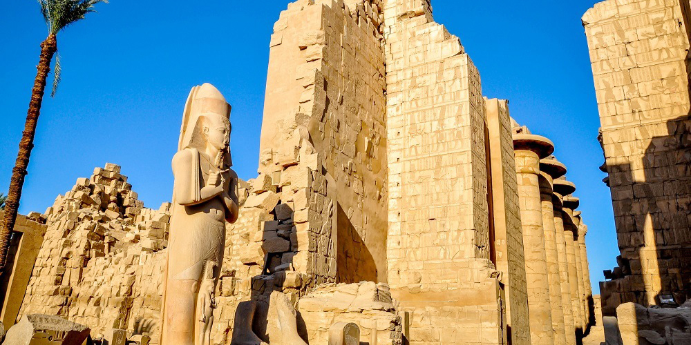 Karnak Temple - Day Trip to Luxor From Soma Bay - Tours From Hurghada