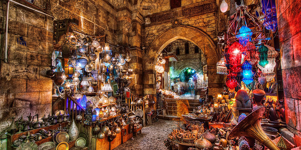 Khan El Khalili - Cairo Day Tour from Soma Bay - Tours From Hurghada