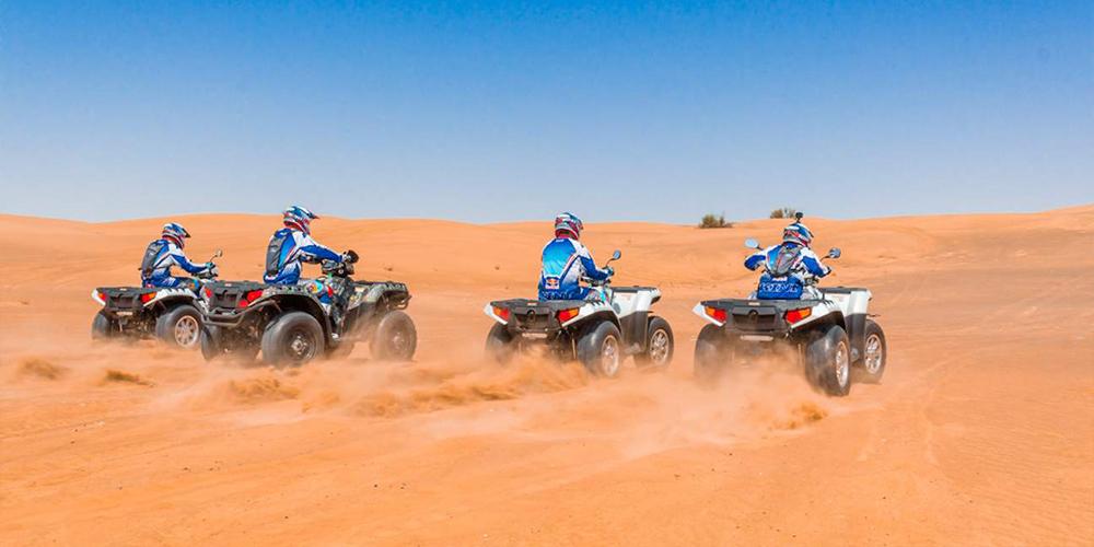 Makadi Bay Sunset Desert Safari Trip By Quad Bike - Makadi Bay Excurions - Tours From Hurghada