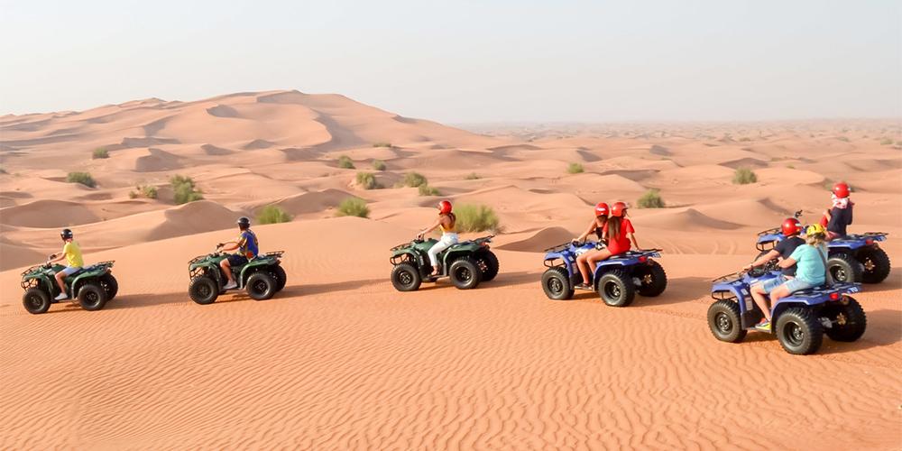 Makadi Bay Sunset Desert Safari Trip By Quad Bike - Safari From Makadi Bay - Tours From Hurghada