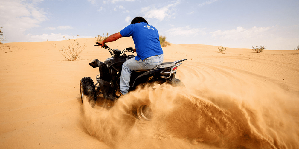 Makadi Bay Sunset Desert Safari Trip By Quad Bike - Tours From Hurghada