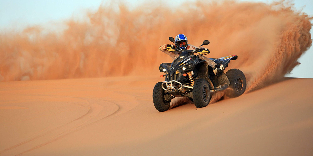 Makadi Bay Morning Desert Safari Trip By Quad Bike - Safari From Makadi - Tours From Hurghada