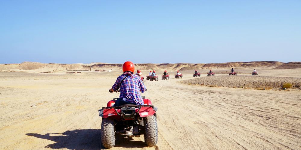 Makadi Bay Morning Desert Safari Trip By Quad Bike - Safari From Tour Makadi Bay - Tours From Hurghada