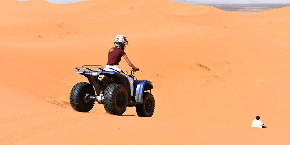 Makadi Bay Morning Desert Safari Trip By Quad Bike - Safari Trip From Makadi Bay - Tours From Hurghada