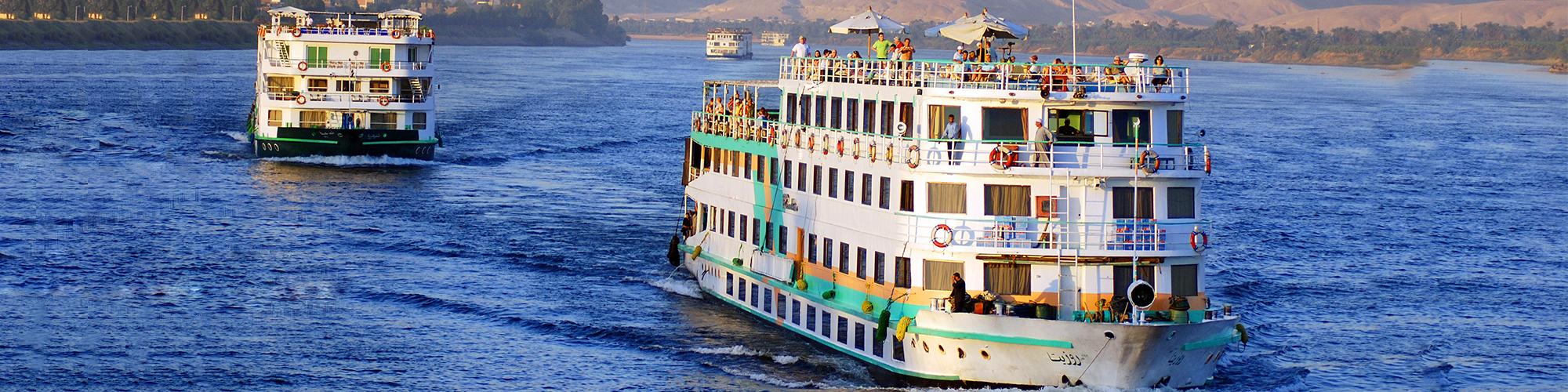 Nile Cruise from Makadi Bay - Tours From Hurghada