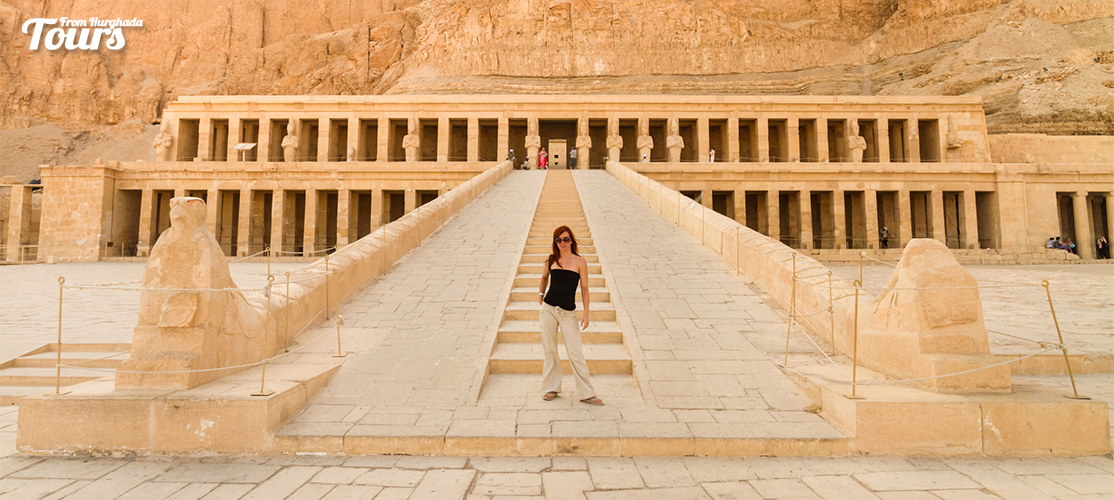 Queen Hatshepsut Temple - Day Trip to Luxor From Soma Bay - Tours From Hurghada