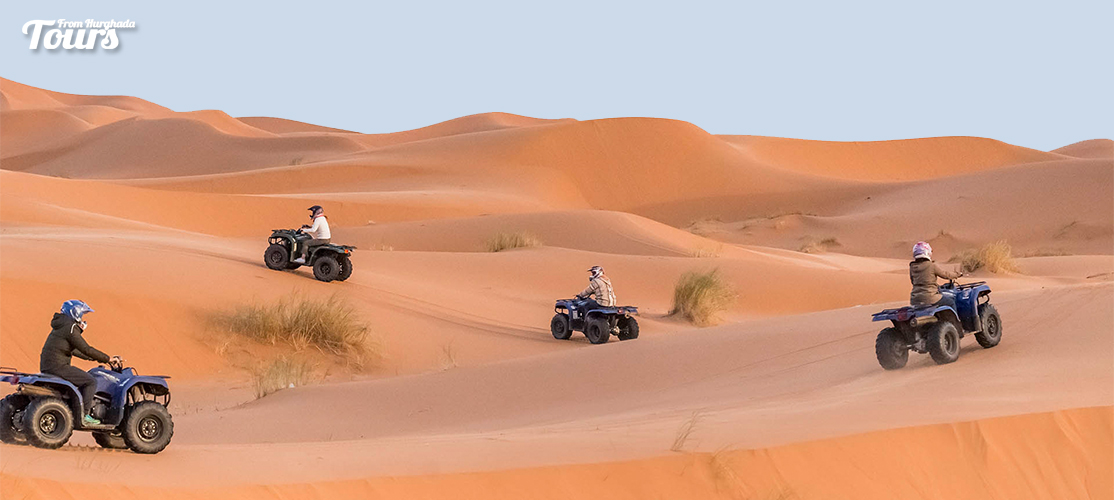 Sunset Desert Safari By Quad Bike From Soma Bay - Soma Bay Day Tours - Soma Bay Excursions - Tours From Hurghada