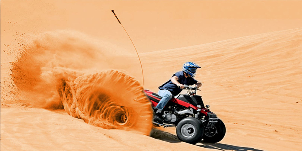 Sunset Desert Safari By Quad Bike From Soma Bay - Soma Bay Excursions - Tours From Hurghada