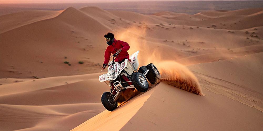 Sunset Desert Safari By Quad Bike From Soma Bay - Soma Bay Trips - Tours From Hurghada