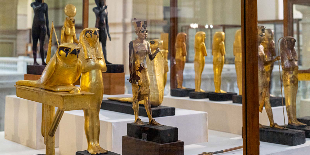 The Egyptian Muesuem - Cairo Day Tour from Soma Bay - Tours From Hurghada