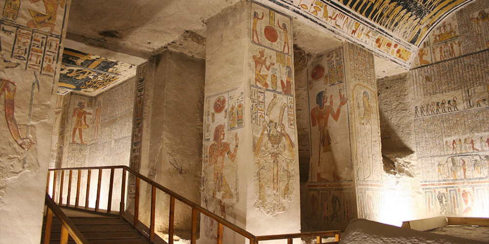Valley of the Kings - Day Trip to Luxor From Soma Bay - Tours From Hurghada