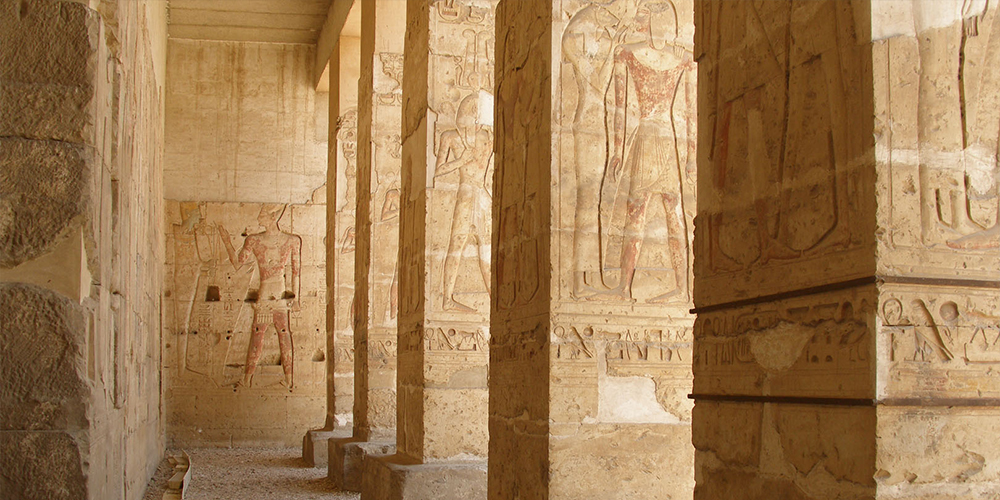 Dendera & Abydos Temples Day tour from El Gouna - Tours From Hurghada
