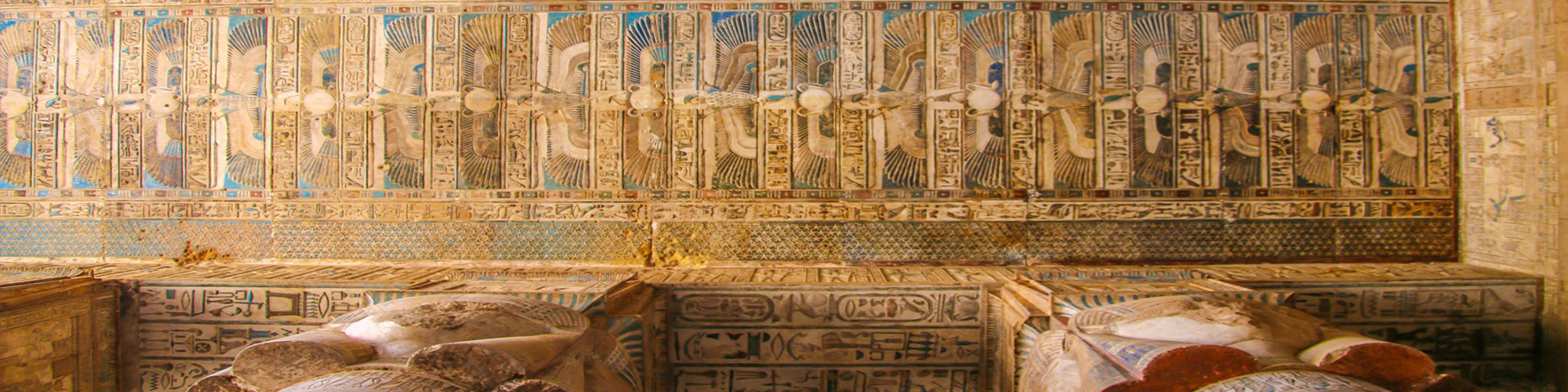 Trips to Dendera & Abydos from El Gouna - Tours From Hurghada