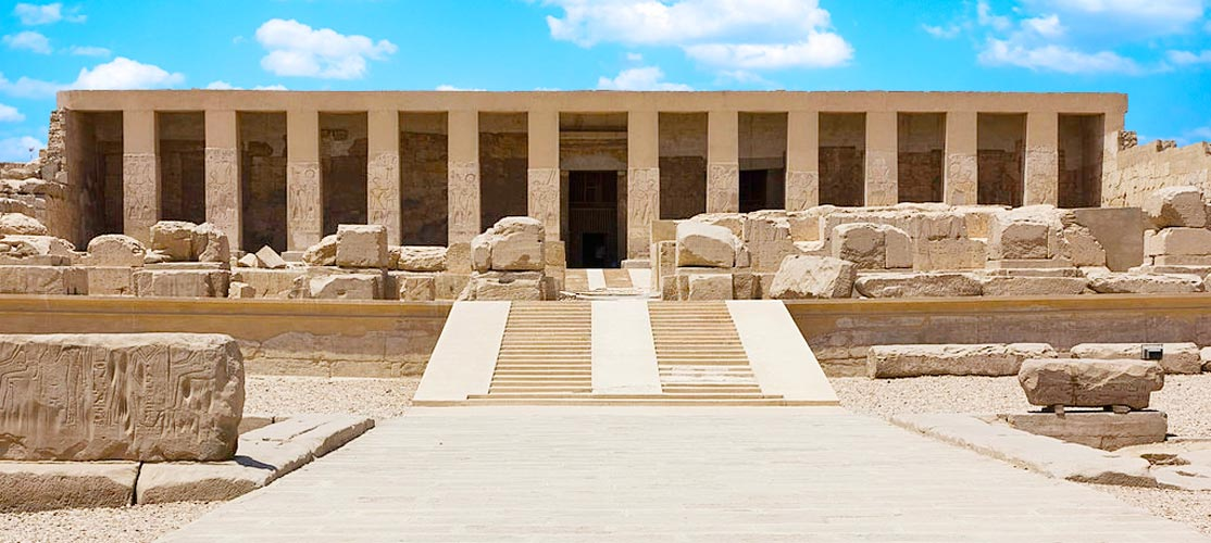 Abydos Temple - Dendera and Abydos Day Tour from Port Ghalib - Tours from Hurghada