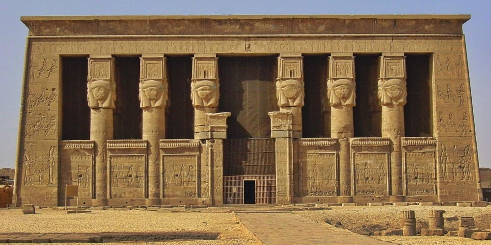 Dendera Temple - Dendera Tour from Port Ghalib - Tours from Hurghada