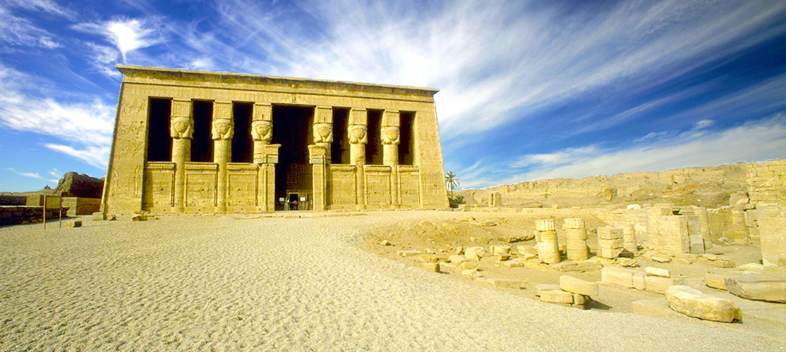 Dendera Temple - Dendera and Abydos Tour from Makadi Bay - Tours from Hurghada