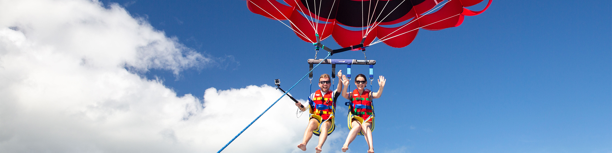 El Gouna Parasailing Excursions - Tours From Hurghada
