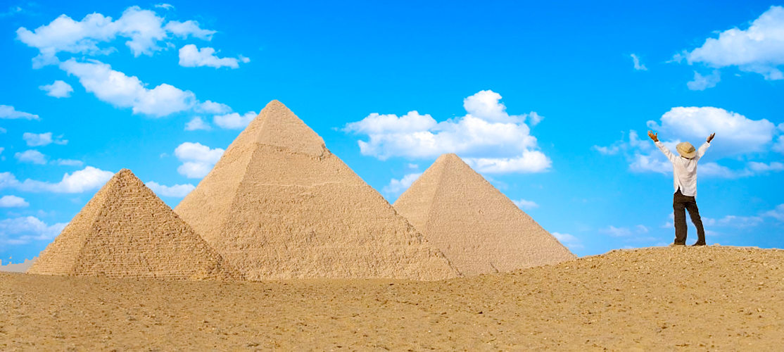 Giza Pyramids - 2 Days Cairo & Luxor Tour from Soma Bay - Tours from Hurghada