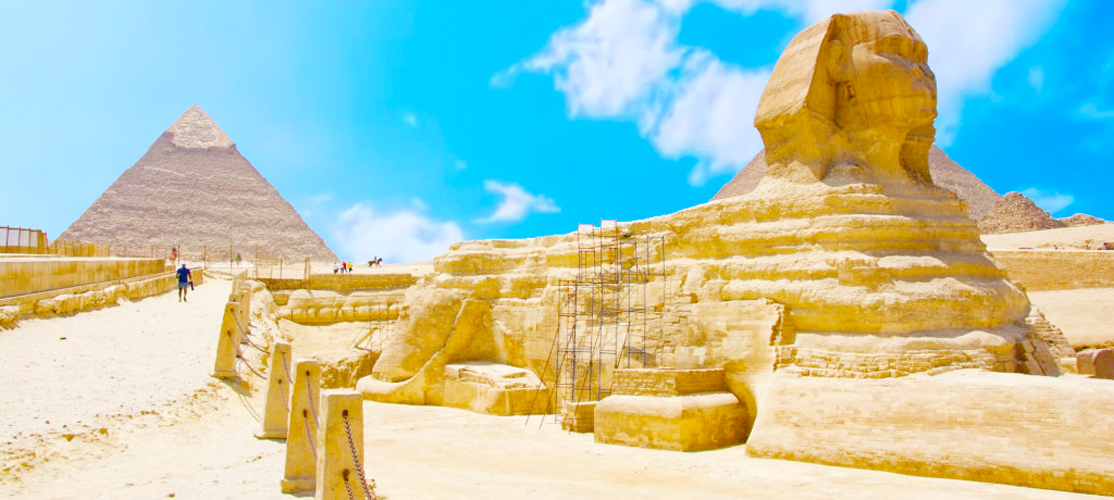 Giza Pyramids Complex - Two Days Tour to Cairo from Soma Bay - Tours from Hurghada