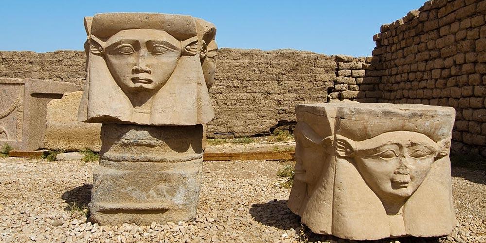Hathor Dendera - Dendera Tour from Port Ghalib - Tours from Hurghada