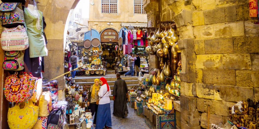 Khan El Khalili - Two Days Tour to Cairo from Soma Bay - Tours from Hurghada